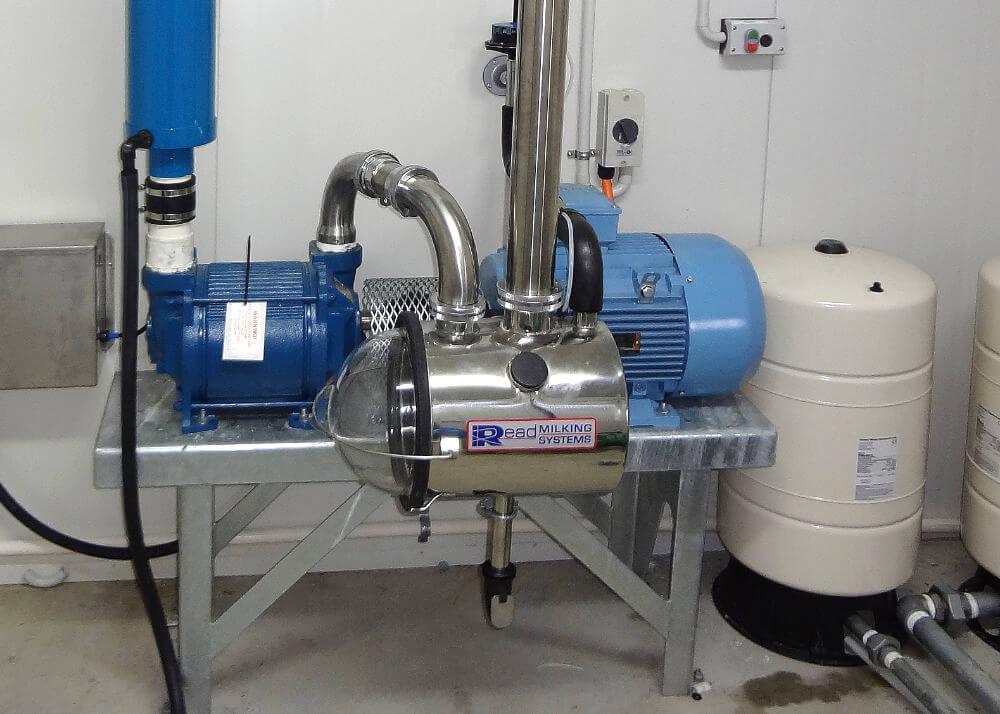 herringbone vacuum pump