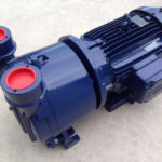 Read Industrial water ring vacuum pump